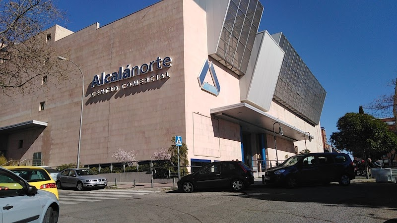 Photo de Centro comercial Alcalá Norte