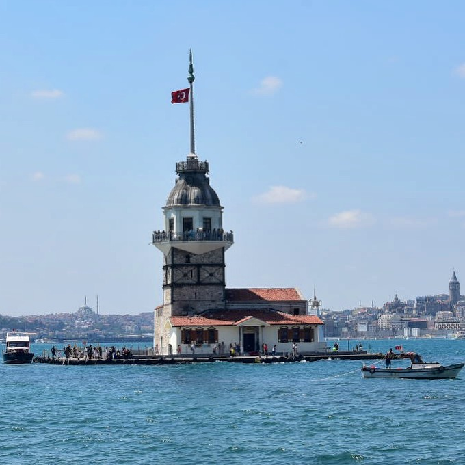 Photo de Maiden's Tower