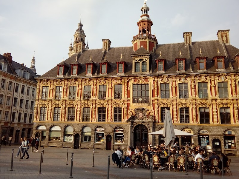 Photo de Vieille Bourse de Lille