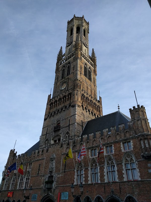 Photo de  Belfry of Bruges à Steenstraatkwartier
